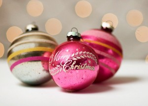 Merry Christmas Globes [photography]